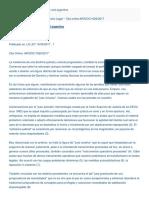 Los Roles Actuales Del Juez Civil Argentino
