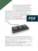 comandos teclado
