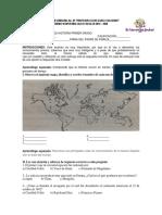 Examen de diagnóstico Historia I