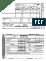 Formulario Postulantes Vivienda Version 3-2018