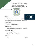 La eficiencia y eficacia empresarial.docx