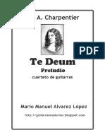 M. A. Charpentier. Te Deum. Preludio.pdf