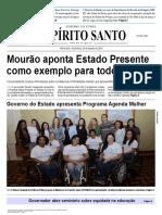 Diário Oficial do Estado de Espírito Santo - 30/08/2019 - Página 1