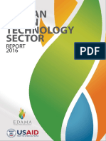 Clean Technology Sector Overview Report 2