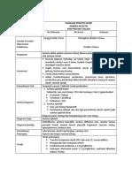 PPK Anemia Aplastik