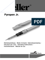 Manual Pyropen Junior (1)