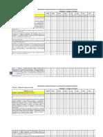 Cronograma de Planificación - Lenguaje