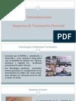 Estrategia Sanitaria de Salud - Inmunizaciones