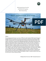 MSUUS 2019 Technical Design Paper