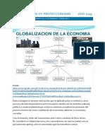 Globalización vs Proteccionismo
