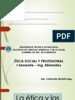 Etica y Practicas Sociales