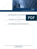 PFI Knowledge Capture AR Document for Developers