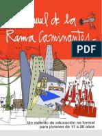 Manual Rama Caminantes AGSCH