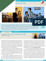 Uruguay y La Crisis de La Decada de 1960