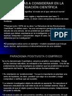 Los Tres Paradigm As en Investigacin1693