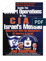 Joel Bainerman - Inside the covert operations of the CIA & Israel's Mossad-S.P.I. Books (1994).pdf