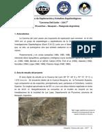 Proyecto de Exploración y Estudios Espeleológicos Caverna El León