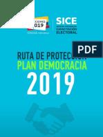 Ruta de Proteccion Plan Democracia