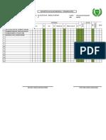 Registro 5 - 6 Primaria 2019
