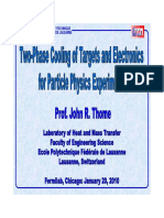 Thome Lecture