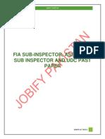 FIA Past Paper 2015