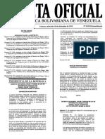 Gaceta Nº 6.210 Extraordinario Del 30 de Diciembre de 2015 Reformas Lisr