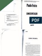 Conscientização (Paulo Freire)