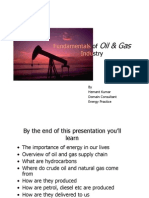 Fundamentals of Oil Gas Indus