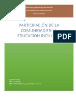 Diversidad e inclusión en educación