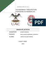 GENESIS DE LAS ROCAS  QUIMICA GENERAL.docx
