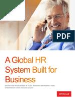 Oracle Global Hr System Brief..