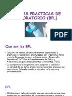 Buenas Practicas de Laboratorio (Bpl) [Autoguardado]