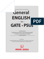 General English 2020