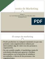 Fundamento de Marketing