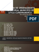 Plan Ordenamiento Territorial Municipio de Utica-cundinamarca Final (1)....