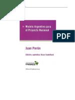 Perón - Modelo Argentino para el Proyecto Nacional(CC) tercer gobierno.pdf