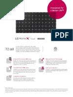 LG PV panels