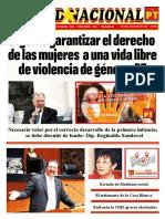 Unidad Nacional 31 de Agosto de 2019
