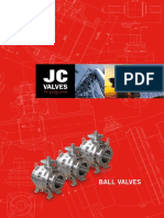 JC Valves Qualitty Doc