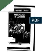 Antropologia de la Muerte-LOUIS VINCENT THOMAS.pdf