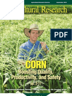 Agricultural Research on Corn