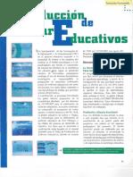 Produccion de Software Educativo