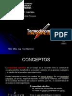 Conceptos termodinamicos
