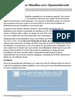 Creer Un Serveur Minidlna Avec Openmediavault