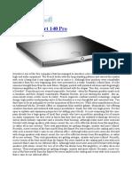 StereoLife - Devialet Expert 140 Pro