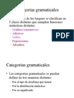 categorias gramaticales.ppt