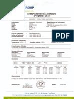 1. Certificasdo de Calibracion PM10
