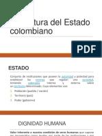 Estructura Del Estado Colombiano