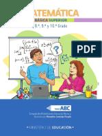 2018 -  Matemáticas para básica superior PCEI