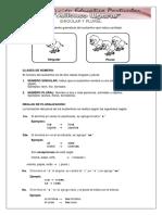 hojas de aplicacion para niños de segundo grado